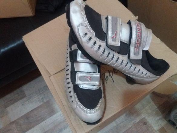 Вело обувки Диадора 46 номер.