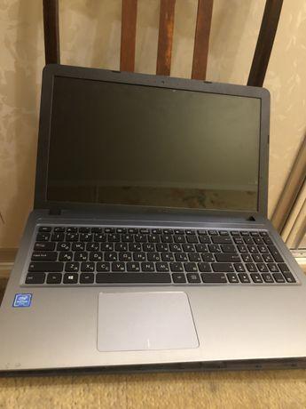 Продам ноутбук Asus X540SA сгорела материнская плата