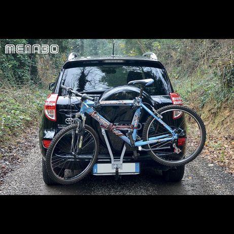 Suport Bicicleta MENABO Pe Carligul De Remorcare / 3 Biciclete