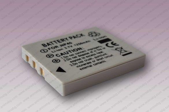 ANIMABG Батерия модел NP40 за FUJIFILM PENTAX SAMSUNG Panasonic Kodak
