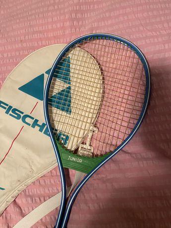 Racheta de tenis fischer junior