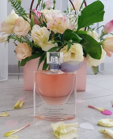 Тестер аромата la vie est belle  100% оригинал, объем 75 мл.