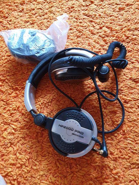 Casti profesionale DJ HP-2000 PRO JB-Systems