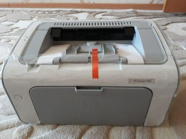 Принтер лазерный HP LASER JET P 1102