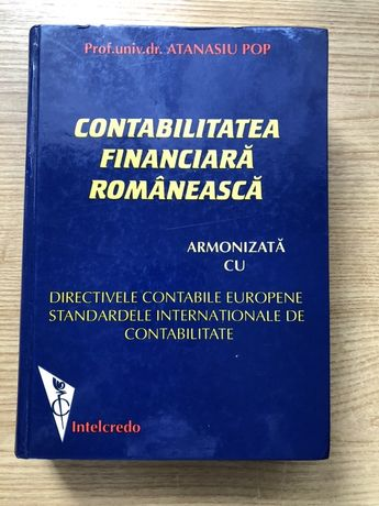 Contabilitate financiara romaneasca