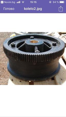 редуктори рдц125, 250,350,400 и колела и ремонт