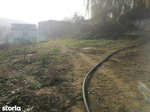 Teren 1350mp cu autorizație de construcție bloc, Bucium Vișan Iași