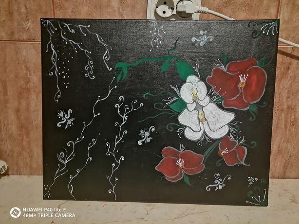 Tablou canvas pe panza de bumbac