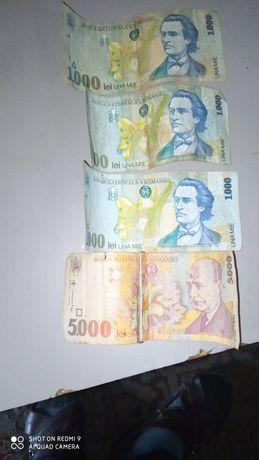 Bani de 1000 și de 5000