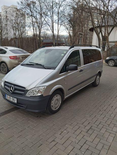 Mercedes vito de vanzare