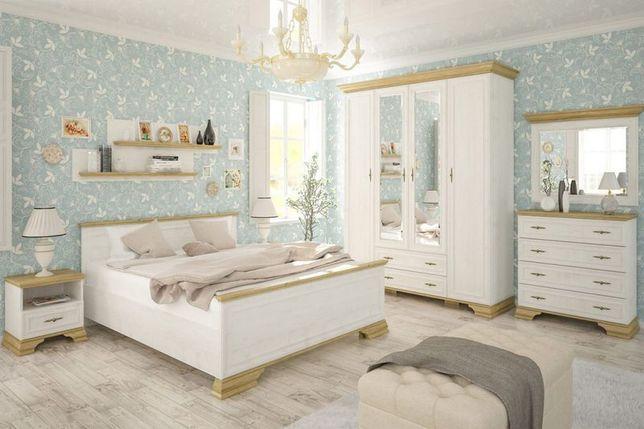 Комплект мебели для спальни Ирис, Дуб Андерсон пайн