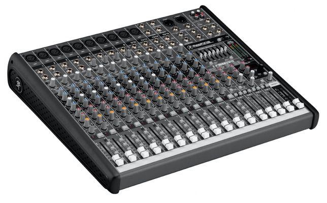 Mixer Mackie Pro FX16, Impecabil