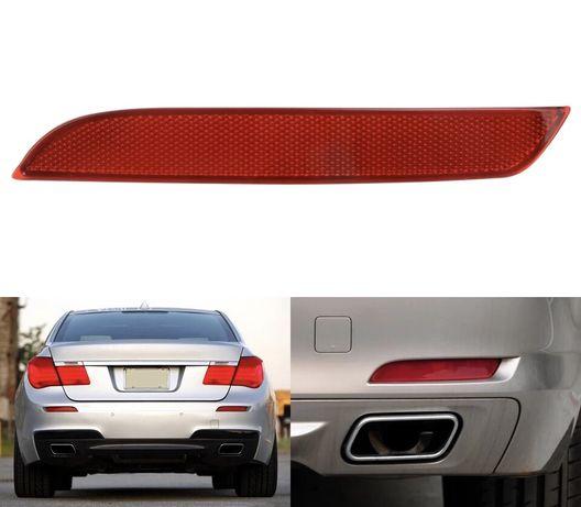 BMW F01 F02 Рефлектор броня светлоотразител сериа 7 ф01 бмв ляв десен