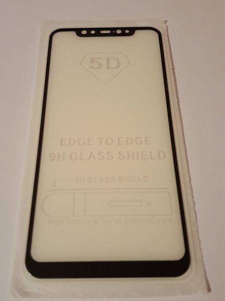 Xiaomi Mi 8, Xiaomi Mi 8 Lite Стъклен протектор Full Glue гр. София - image 1