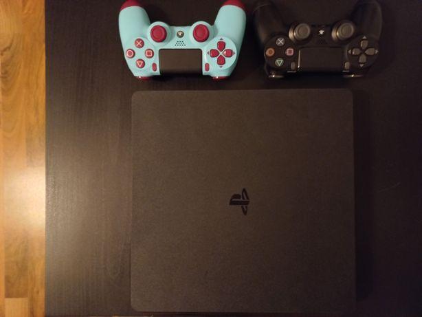 PlayStation 4 Slim+controller+6 jocuri