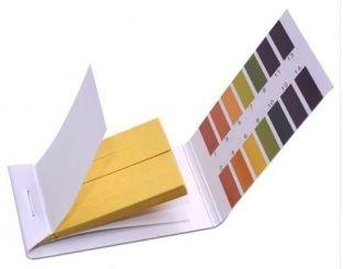 Лакмусовая бумага (PH, ПШ тест)