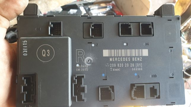 Calculator confort ușă dreapta Mercedes-Benz CLK w209