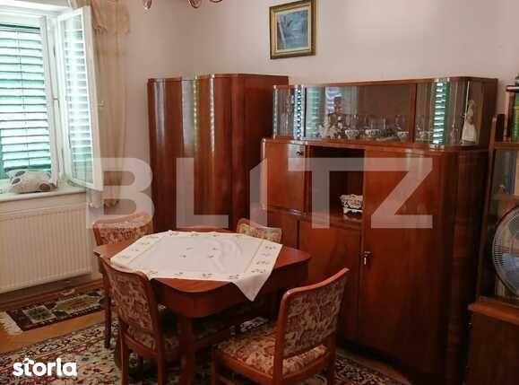 Apartament vintage, doua camere, zona Momorandului,