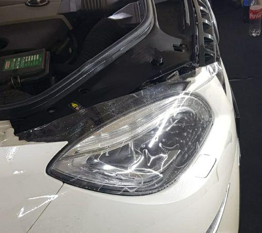 Folie PPF protecție faruri / colantari auto / colantari trimuri