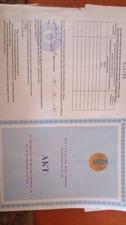 6сот прадается Шолдала в городе  Тараз