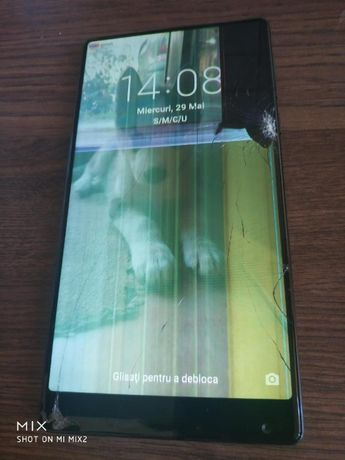 Xiaomi Mi Mix - ecran spart - 500 lei
