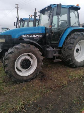 Dezmembrez Tractor New Holland TM-135