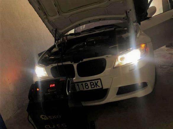 BMW Диагностика, Кодиране и Ретрофит