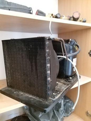 Instalație pentru camere frigorifice