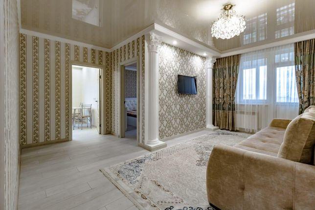Сдается двухкомнатная квартира по республике - Иманова
