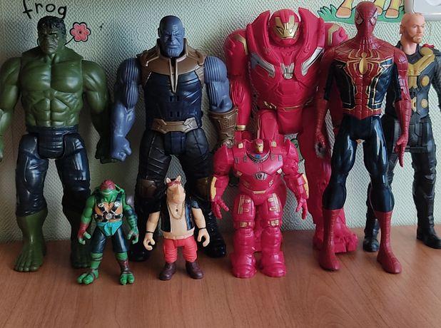 Продам супер героев