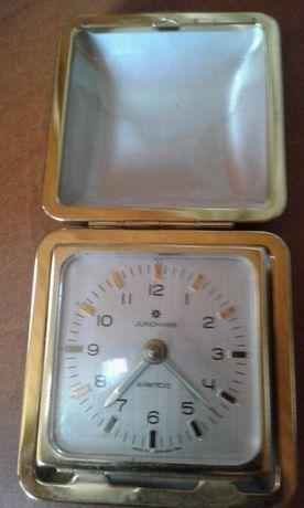 Junghans silentic alarm clock