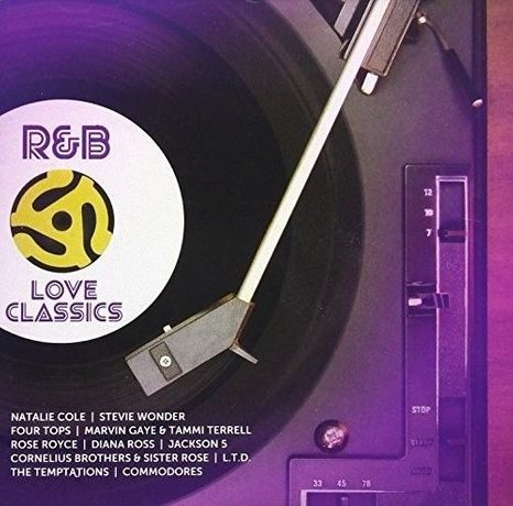 CD original sigilat R&B Love Classics