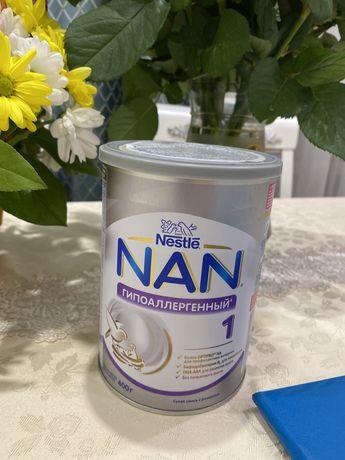 Сухая смесь с рождения Nan гипоаллергенный