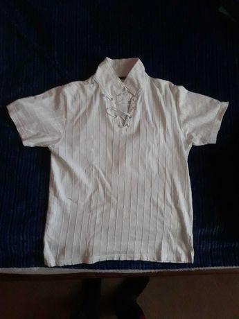 Tricou de camasa elegant L