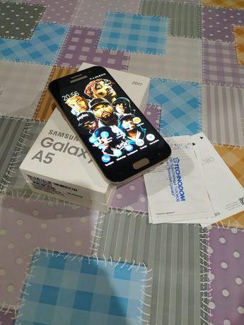 Samsung Galaxy A5 2017g и ещё один