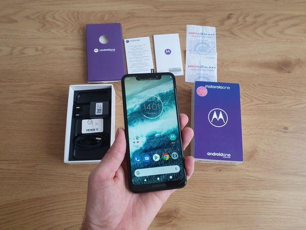 (10/10) Motorola One 2019, 3GRAM, 32GB, 4K Dual Camera (GARANȚIE)