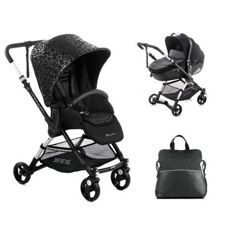 Комбинирана бебешка количка 2 в 1 JANE MINNUM IMATRIX Нова!