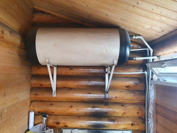 Продам бойлер 2контурный водного нагрева, 140литров