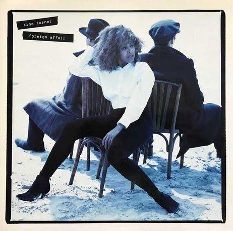 Пластинки виниловые Tina Turner – Foreign Affair