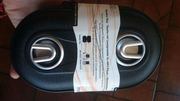 46 броя Нови Speaker bags AIV Germany - мобилни/преносими тонколонки