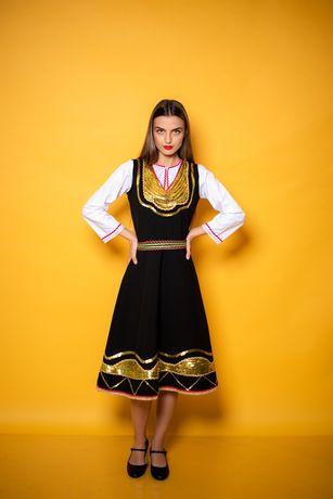 Шопска женска носия