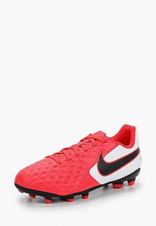 шиповки (бутсы) футбольные Nike Jr. Tiempo Legend 8 Club  р-р 34.5