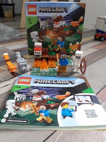 Lego Minecraft original 21162