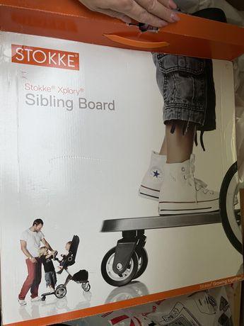 Продам Подножку для коляски Stokke