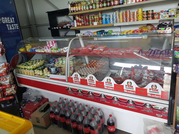 Lada frigorifica pentru mezeluri
