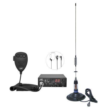 Statie-pni-model-HP8001L-antena ml145-inaltime 140cm-CALIBRARE