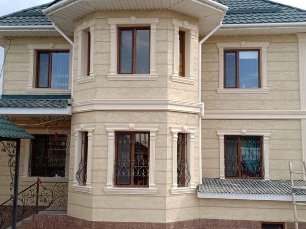 Декорация из пенопласта Алматы