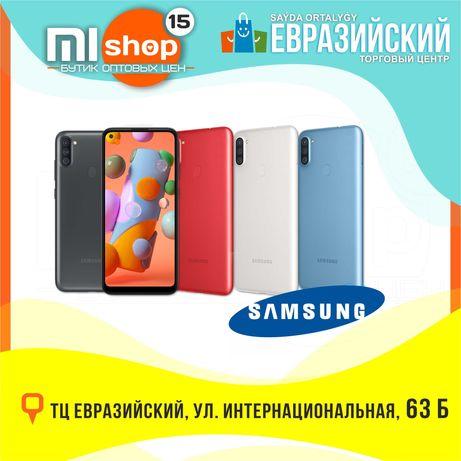 MiSHOP15 Samsung Galaxy A11 (ТЦ Евразийский,  1 этаж, ул. Букетова 52)