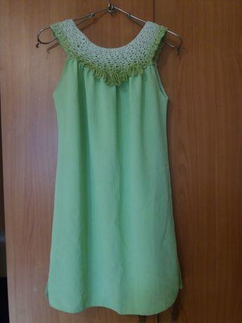 Vând rochie turcoaz