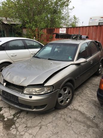 Опел Вектра Б / Opel Vectra B 2.0 16v 136hp НА ЧАСТИ !!!